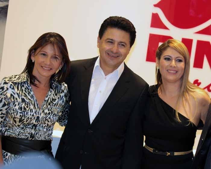 00272915f1dc6 Inauguração Otica Diniz Criciuma